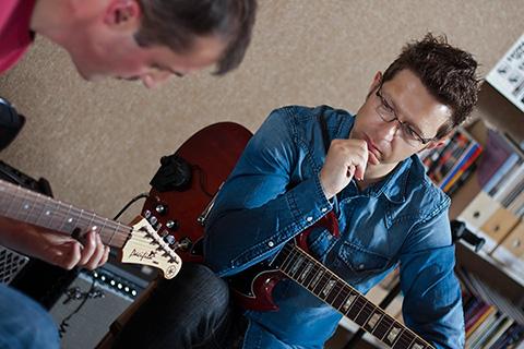 insegnanti chitarra elettrca