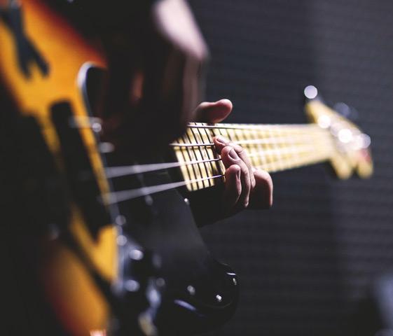 Basso elettrico Pop e Rock
