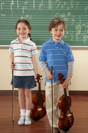 corso di musica yamaha per bambini dai 6 agli 8 anni