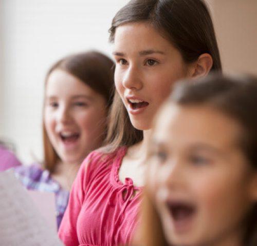 lezioni di canto per bambini