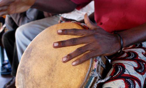storia corso percussioni