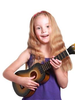 ukulele-bambini