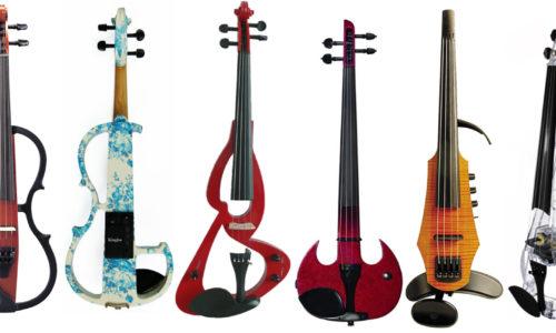 violini elettrici