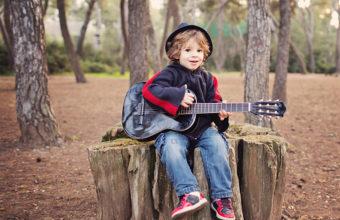 Corsi di musica per bambini - 3 anni