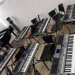 corso di musica yamaha advebture