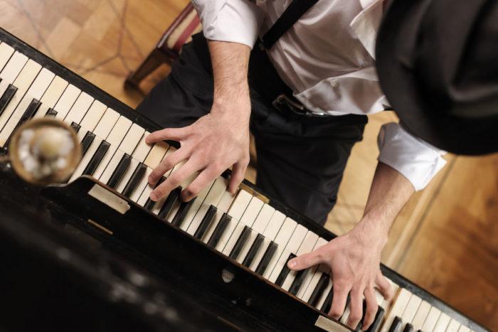 jazz pianoforte
