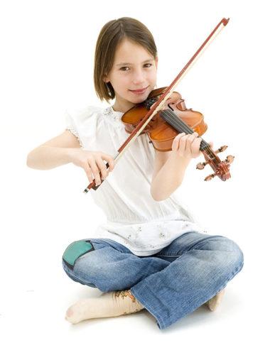 Lezioni di violino per bambini