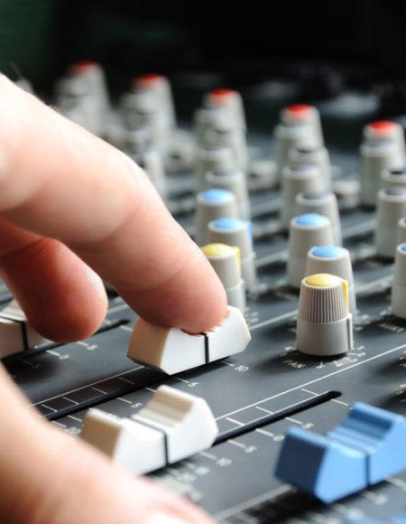 Corso dj - Audio mixer