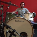 emanuele russo scuola di musica batteria