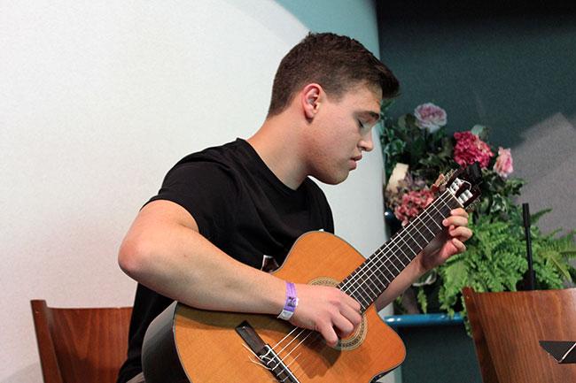 Corso di chitarra - Campus Musicale Estivo