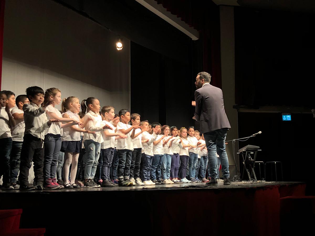Coro per bambini