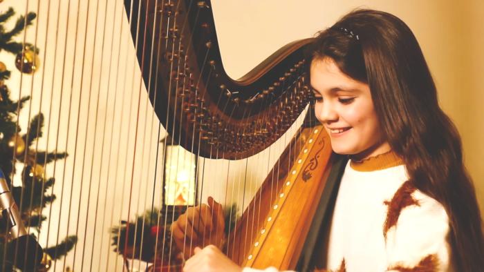 Concerto di Natale 2020 - Arpa