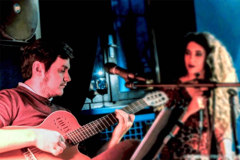 Carlo Manzan Chitarra