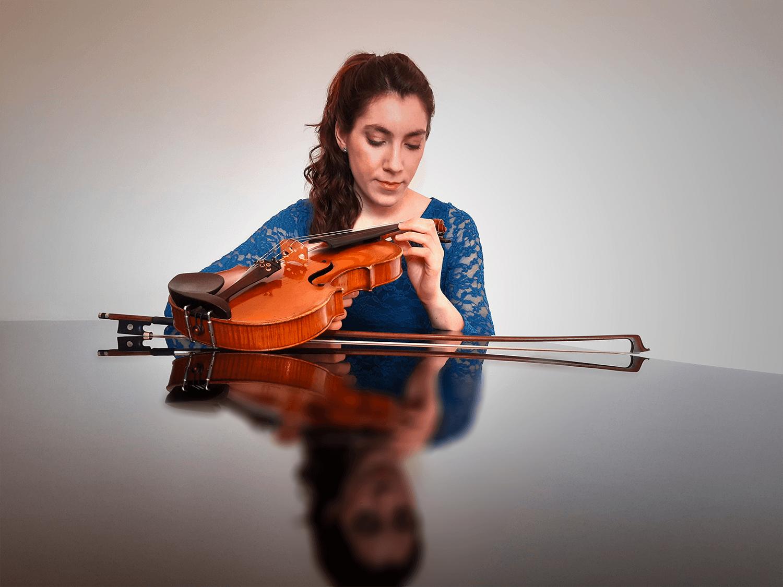 Docente di violino scuola di musica MC
