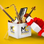 Lezioni di musica buono regalo Milano