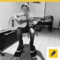 Studente di chitarra classica